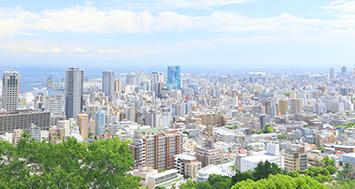 創業60年 地元の阪神間に密着